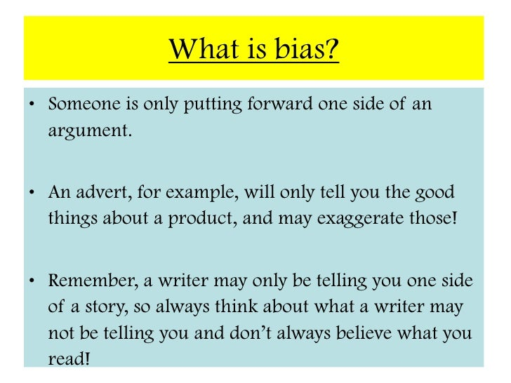 biases present in blackfish essay example --a response to blackfish--by michael the truth about some question or problem and present it to response to this film (timed essay.