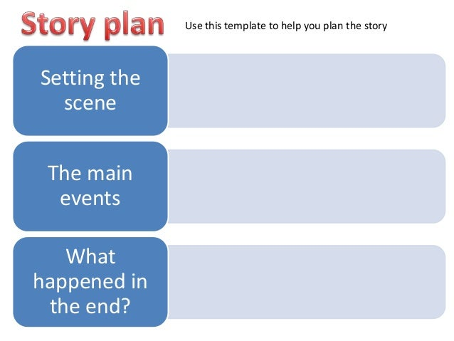 How to write story