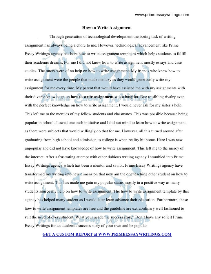 college assignment paper format Write your assignment using your map or plan to guide you as you write, you  may well get new ideas or think about ideas in slightly different ways this is fine .
