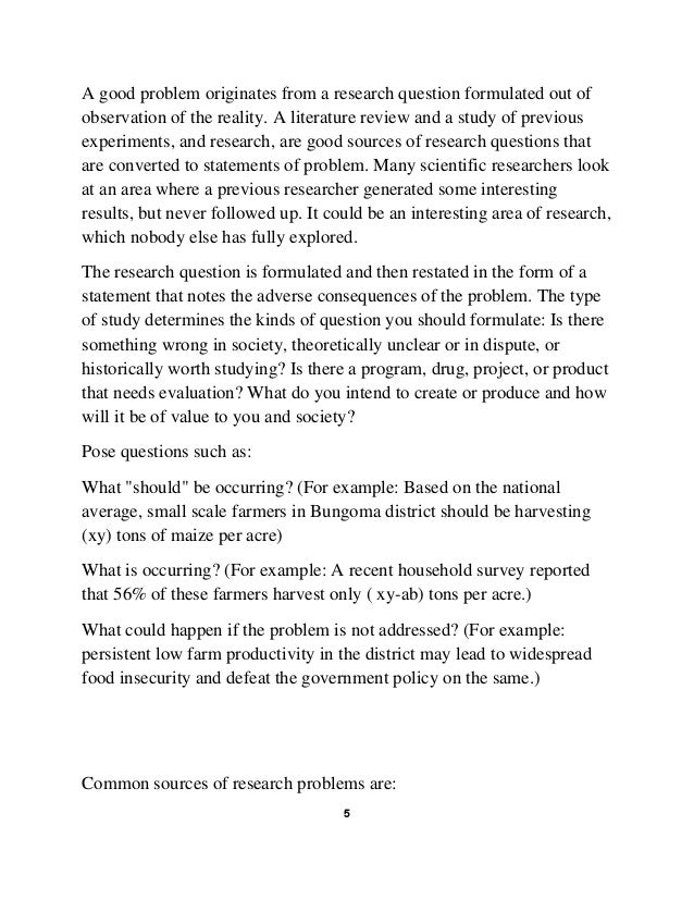 problem statement in research thesis How to write a specific problem statement amity wyss how to write the problem statement in your research proposal, manuscript or thesis.