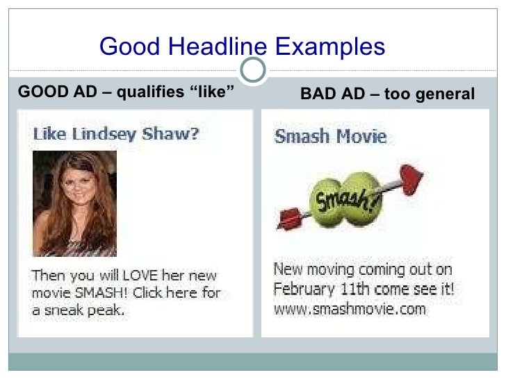 sexy dating headlines
