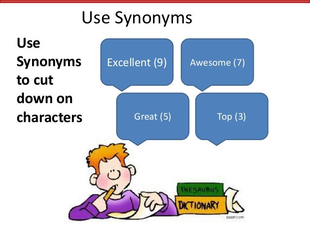 Synonyms for social media?