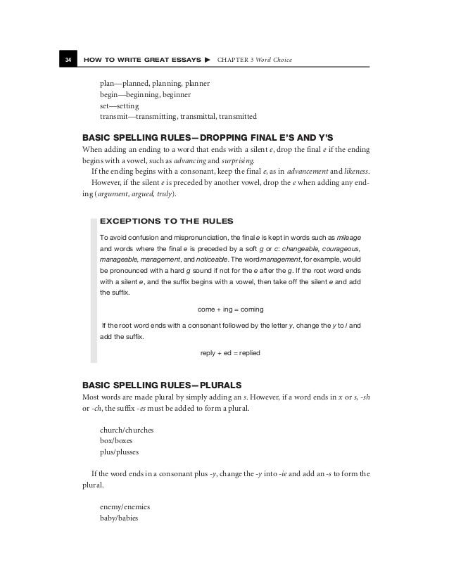 easy ways to write an essay