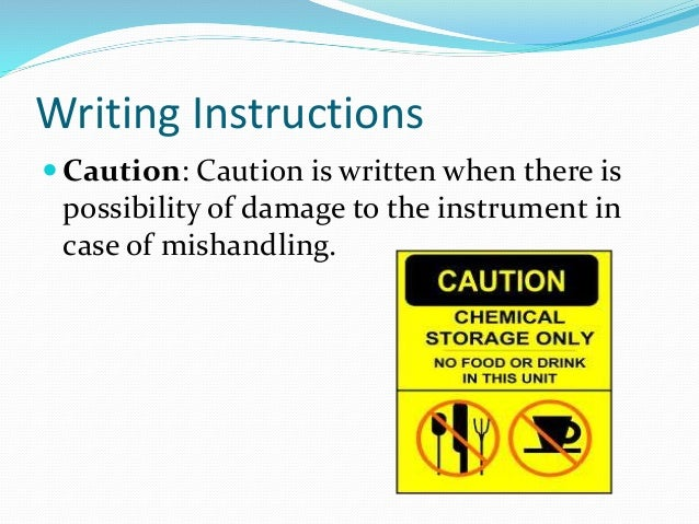tips for technical writing Standard technical paper templates the standard outline presented here, in different forms, is a tool to assist you in writing technical papers (especially in.