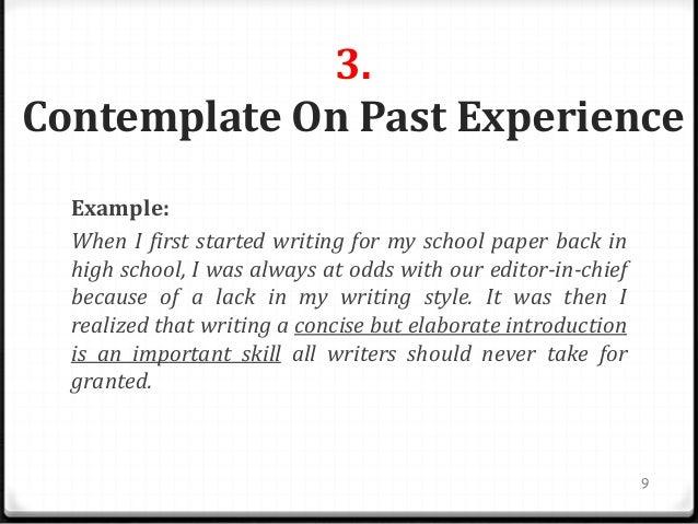 Essay writing helper skills university