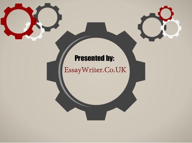 Essay Writing Mechanics