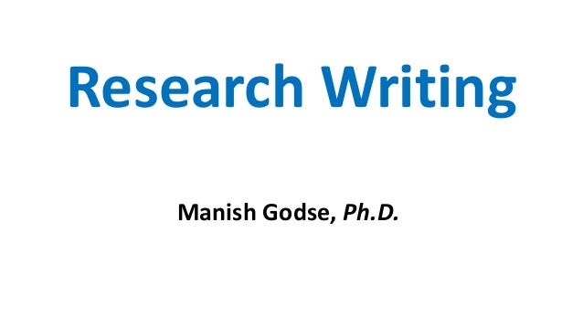 How can I do a research paper as efficiently as possible?