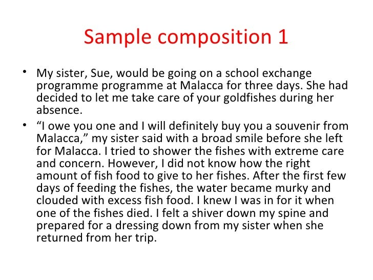 ​Use a Common Composition Structure
