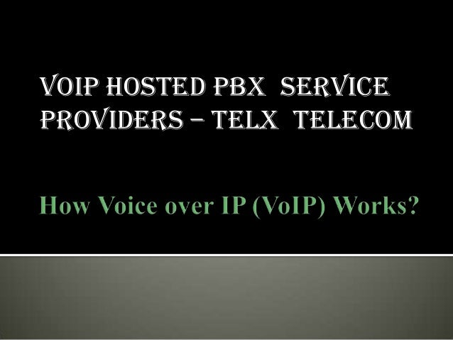 VOIP Hosted PBX Service Providers – Telx Telecom