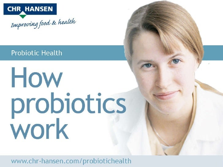 How probiotics work