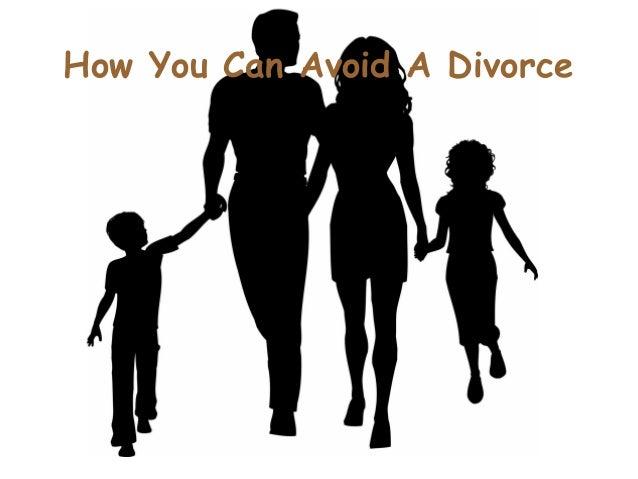 Some Ways To Avoid Divorce