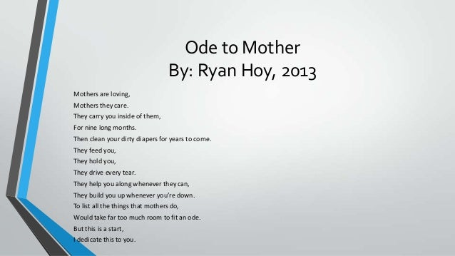 I Love You Ryan Poems
