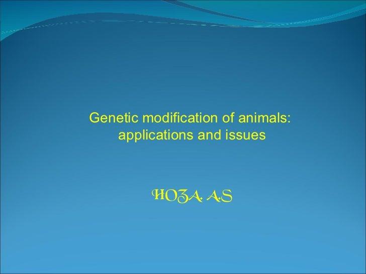 Hoza  biotechnology safety lecture