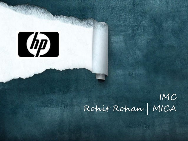 HP | Integrated Media Campaign