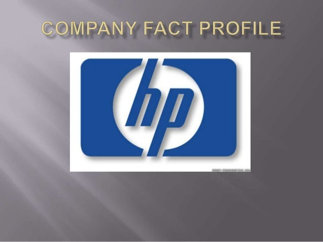 •HEWLWETT-PACKARD or HP is an American multinational information technology corporation. •The company was founded in a one...