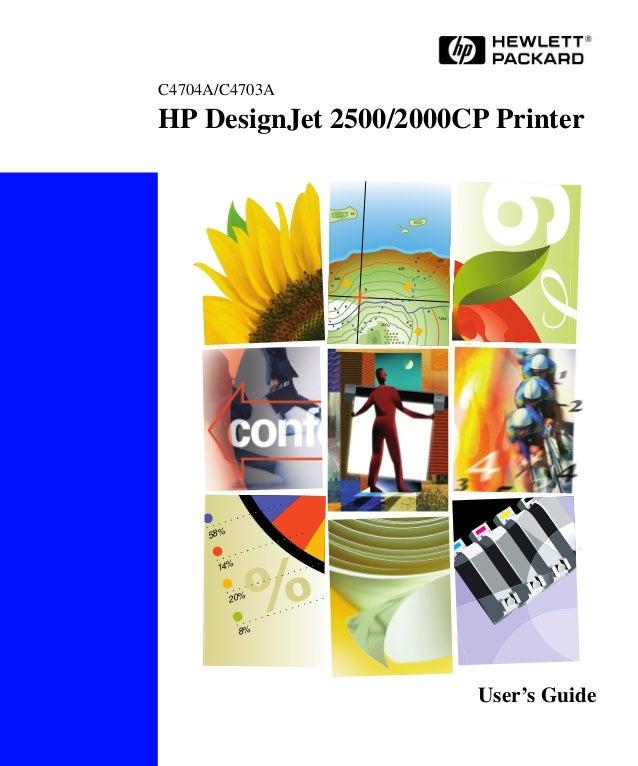 C4704A/C4703AHP DesignJet 2500/2000CP Printer                          18                                            325  ...