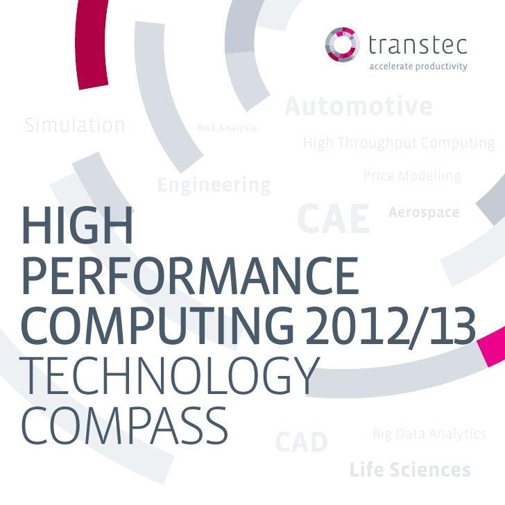 AutomotiveSimulation      Risk Analysis                                 High Throughput Computing                         ...