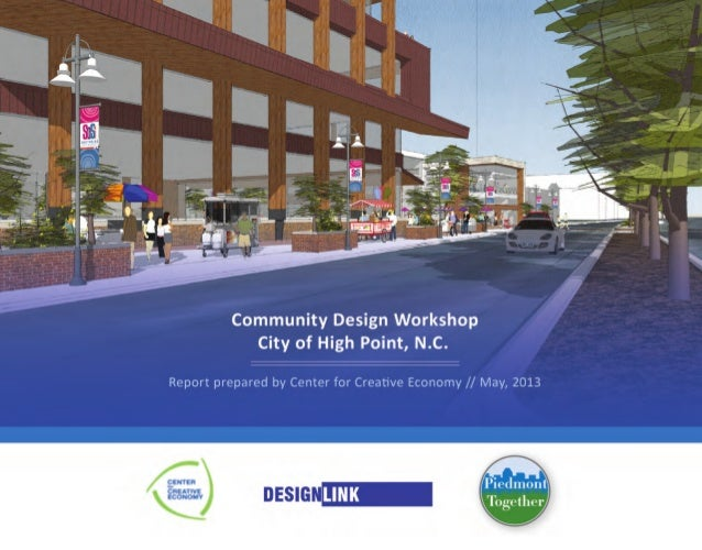High Point's SoSi District Design and Development Plan