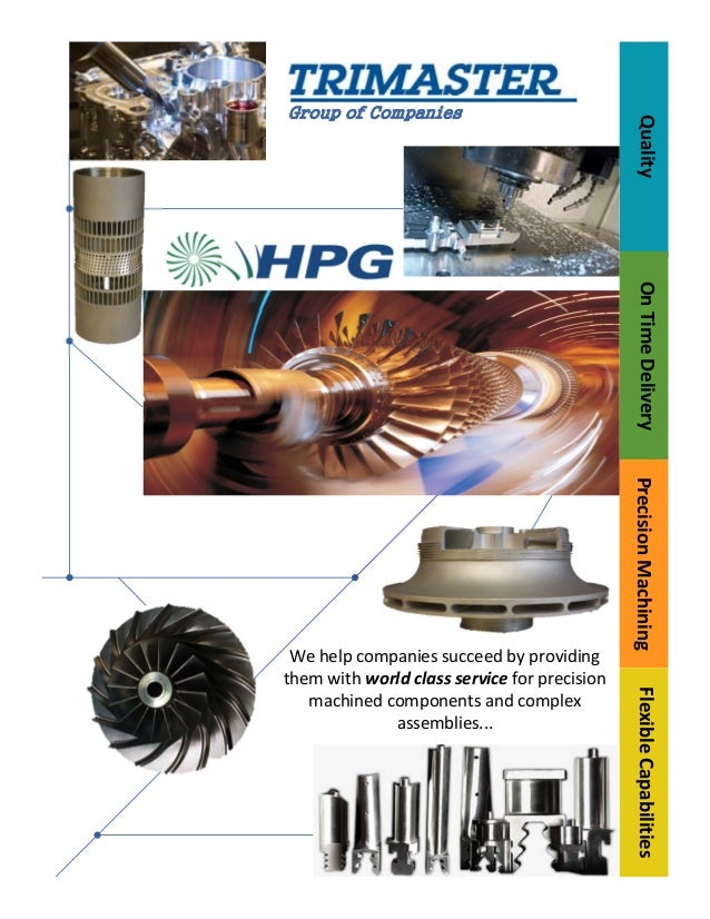 HPG Limited - Blades & Impellers