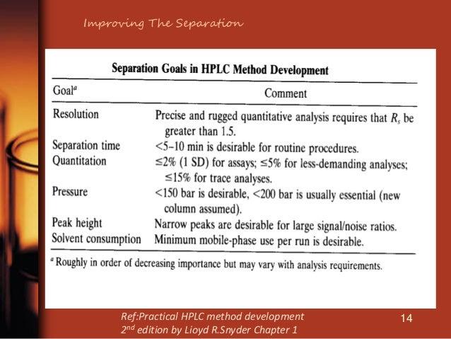 Developmental Dissertation Methodology