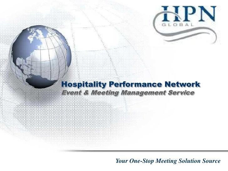 Hpn Presentation 2010