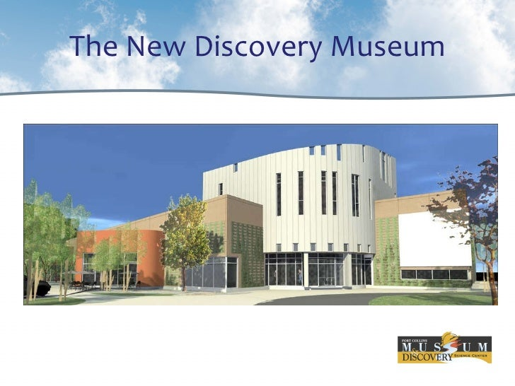 The New Discovery Museum