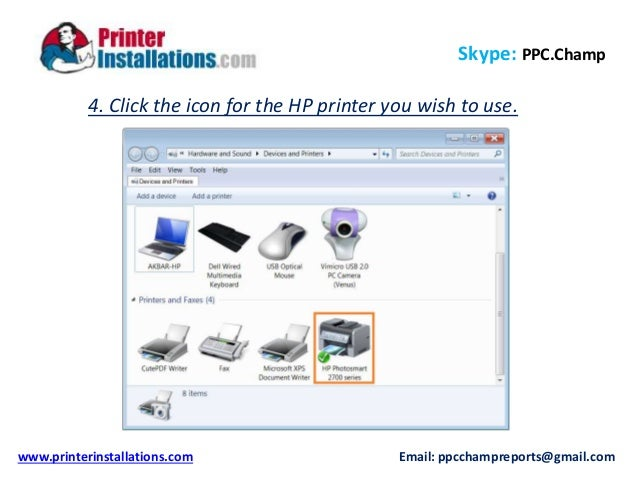 how to change printer from offline to online