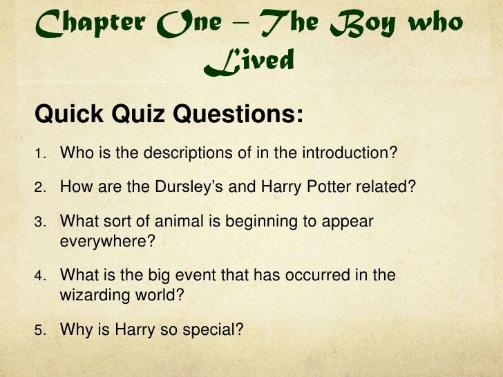 Harry Potter Book Quizzes : Harry potter quizzes gallery
