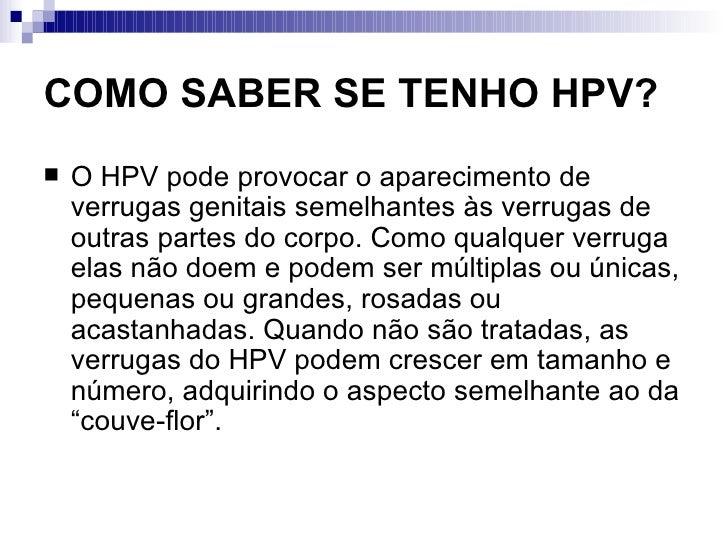 HPV Tem Cura? - O que o V rus 35