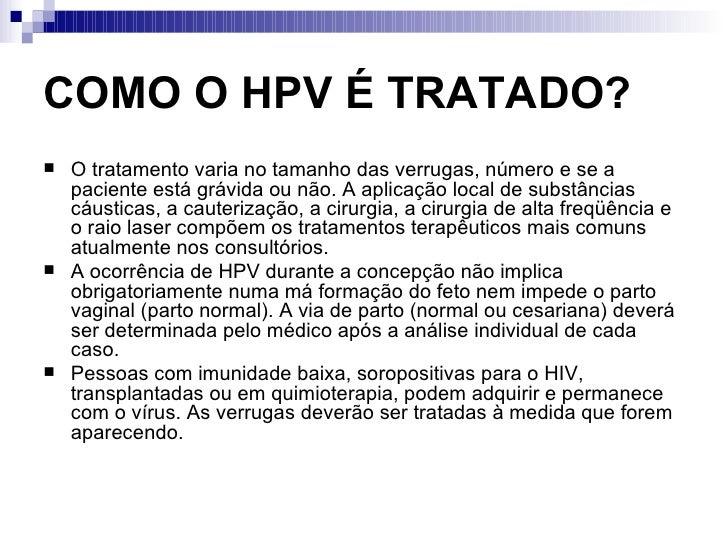 Exame para hpv homem