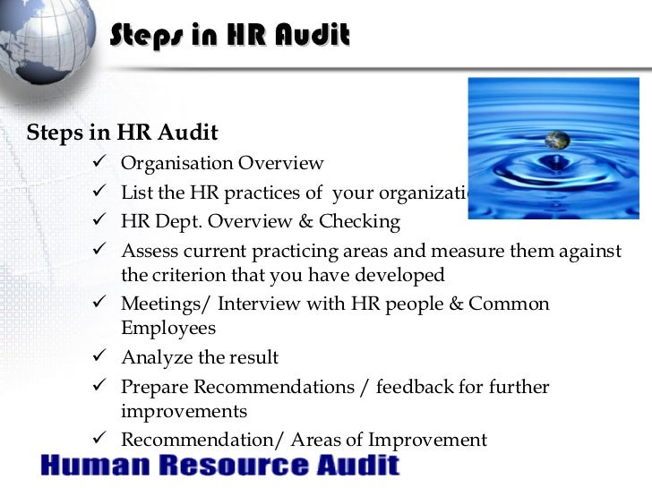hr audit Hr audits federal, national and state compliance resources - regulations, laws, and state-specific analysis for employers and hr professionals.