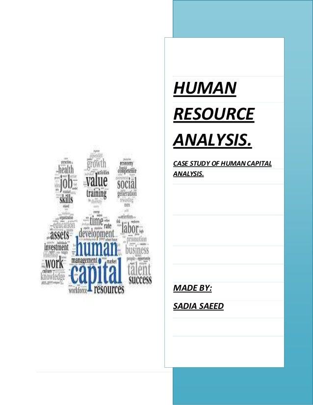 HR Analysis