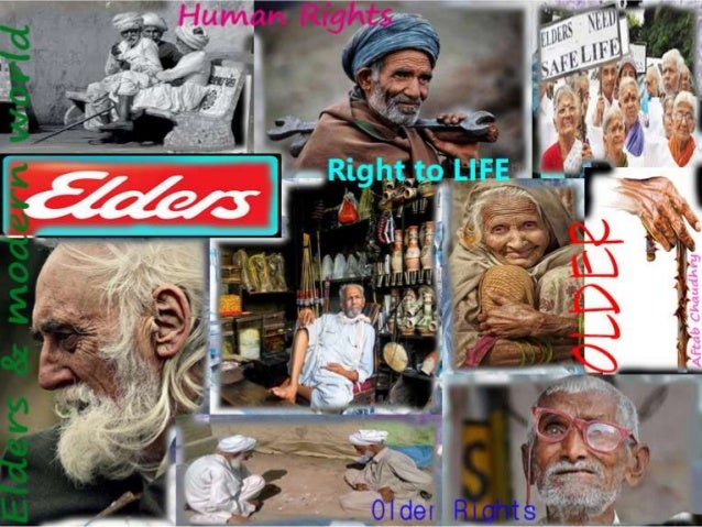 Older People and Human Rights