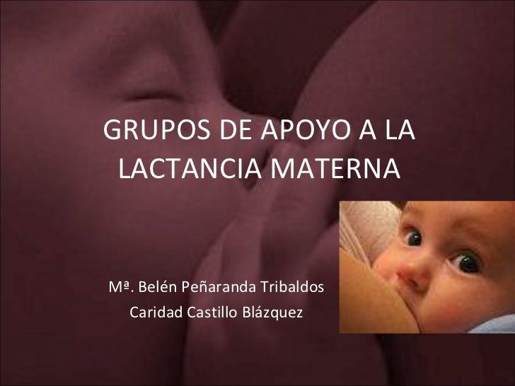 Hª razones y claves de la lactancia materna sin m