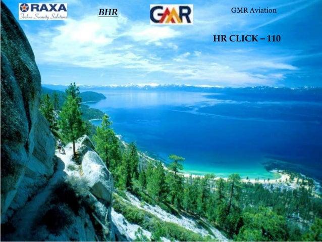 BHR  GMR Aviation  HR CLICK – 110