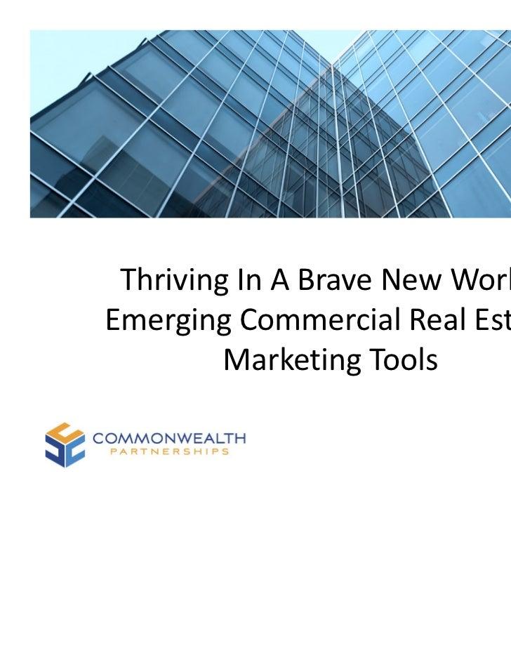 CREW Hampton Roads - Social Media Tools for Real Estate