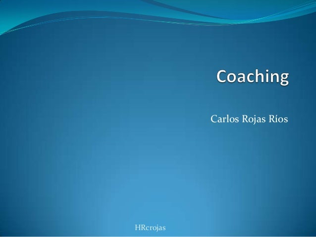 Hr crojas coaching 3.0
