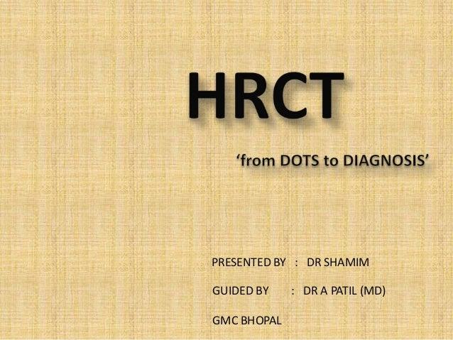Hrct ii