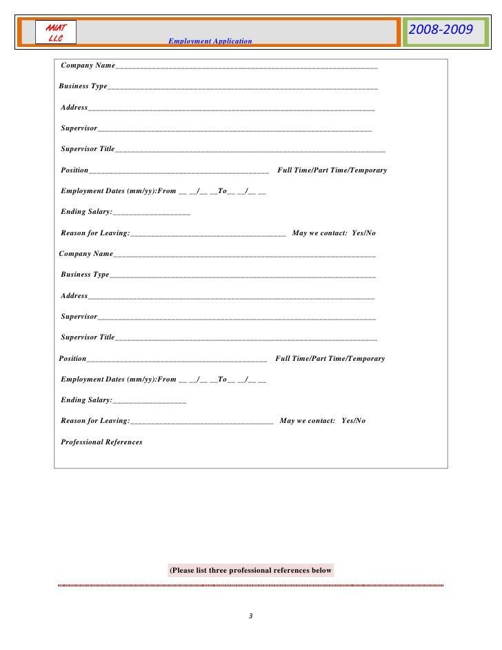reason for leaving job on application form