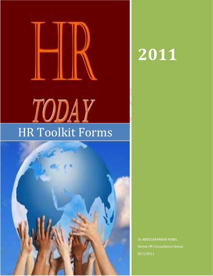 Hr forms final