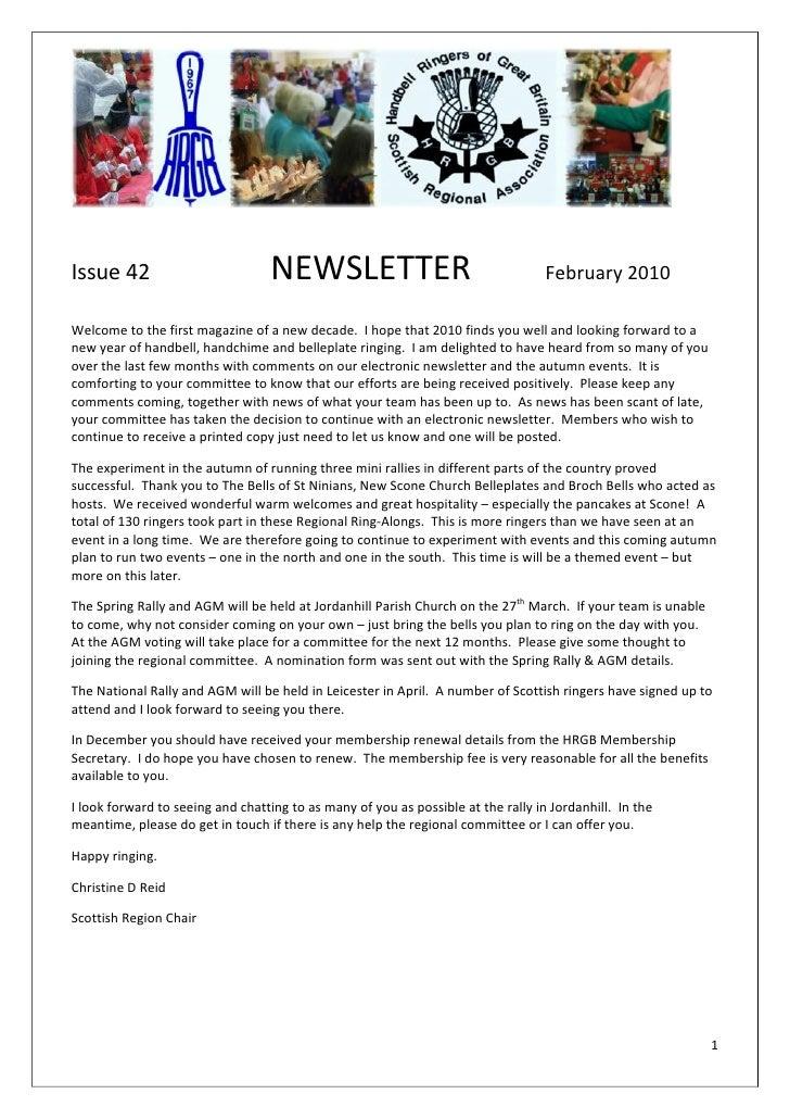 Issue42                          NEWSLETTER           ...