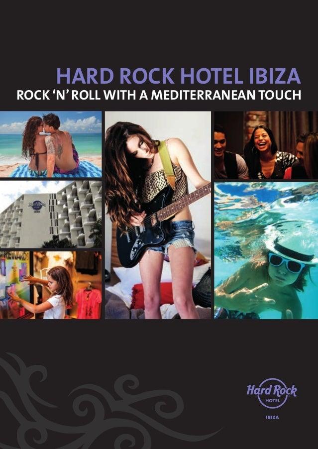 Hard Rock Hotel Ibiza - Enero 2014