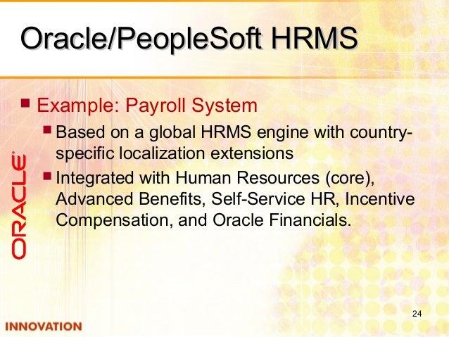 Human Resource Information System Hris