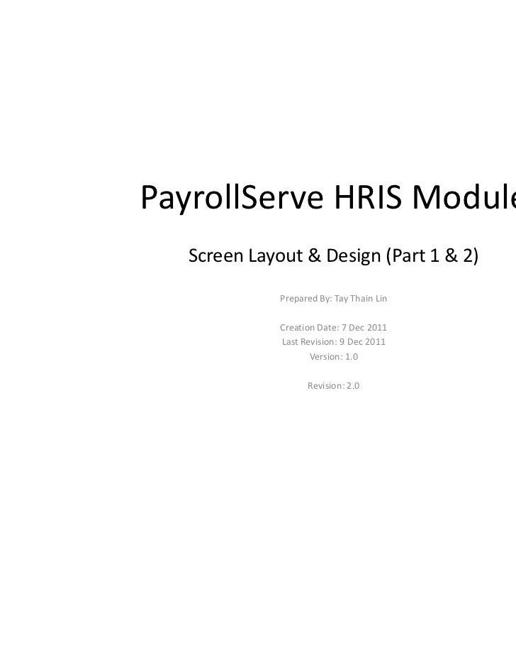 Hris feedback 9 dec2011 ttl (ver1rev2)