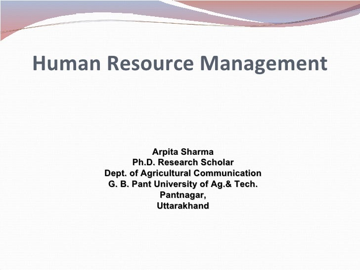 human resource management ethics The role of human resources is one that rests at the the importance of ethics in human resources ethical human resource management and operations sets the.