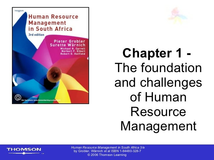 Buy thesis in human resources management