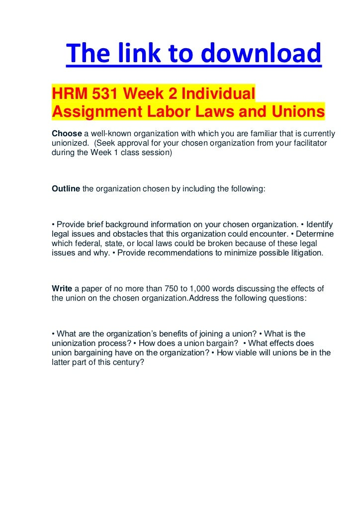 what effects does union bargaining have on the organization