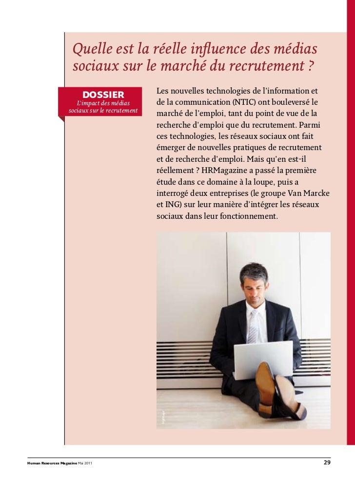 Hr magazine   mai 2011