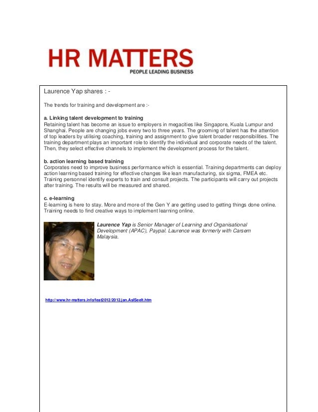 Hr matter interview laurence yap