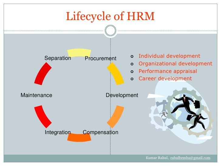 hrm lecture notes for pu mba Human resources management is responsible for managing the formal system in the business there are three major areas where human resource management works.